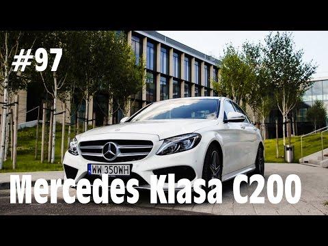 Mercedes-Benz Klasa C200 184 KM, 2014 - #97 Jazdy Próbne