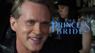 'Princess Bride's' Cary Elwes Talks Drinking 'Airplane Fuel' With Andre the Giant