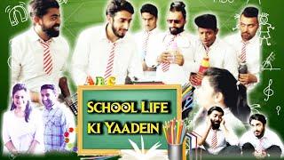 SCHOOL LIFE | 90's VS NOW | COMEDY VIDEO| ACTOR SANYAM PANDOH & TEAM