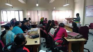 Workshop on low cost teaching aids at Pushpa Gujral Science City Kapurthala