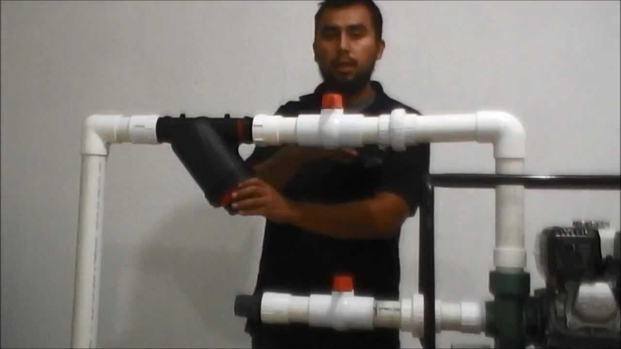 Instalaci n para sistema de riego por goteo parte 5 - Sistemas de goteo ...