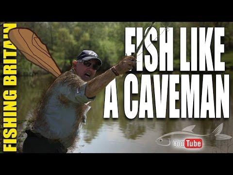 Fishing with Sticks - Fishing Britain