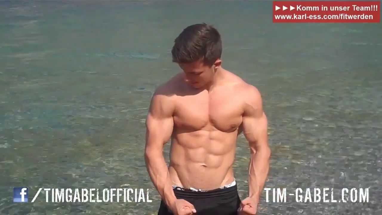 Tim Gabel 2013 zu Tim Gabel Posing