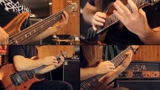 BEYOND CREATION - L'exorde (Guitars and Bass Playthrough)