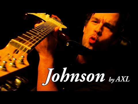 Johnson Guitar by AXL ~ Rex Reviews ~ Sugar Induced Rock Medley