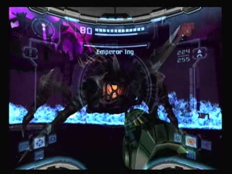 (053) Metroid Prime 2: Echoes 100% Walkthrough - Boss: Emperor Ing