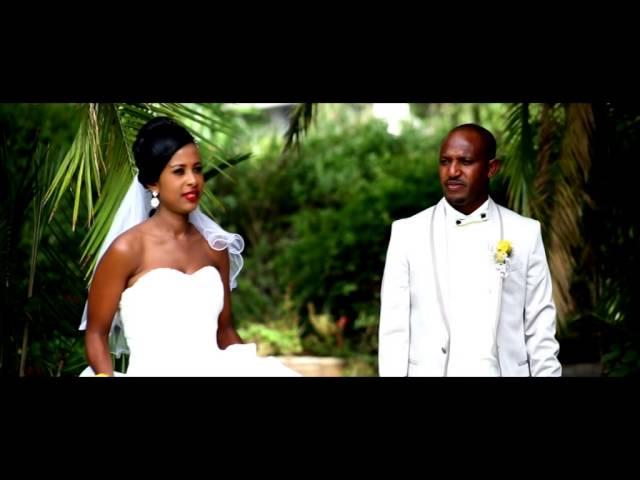 Artist Girma Taddesse Wedding
