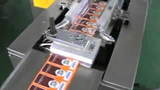 cigarette box wrapping machine & box wrapper