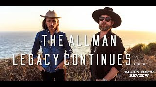 Allman Legacy Continues with Devon Allman and Duane Betts