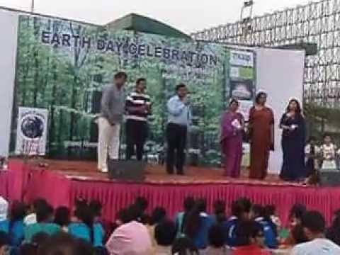 Dr.Vijay Singh Chauhan as a guest of honour