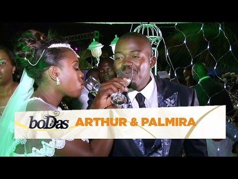 BODAS - ARTHUR & PALMIRA