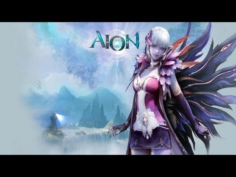 AION - Wersja PL i pierwsze wrażenia [F2P - Free-To-Play]