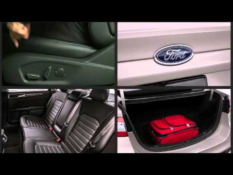 2015 Ford Fusion Energi Video
