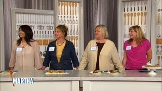 Martha Stewart Announces the Pillsbury Bake-Off Winner