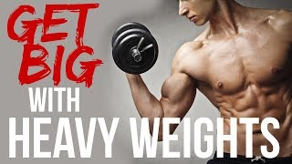 Why Skinny Guys Should Lift Heavy Weights