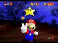 Super Mario 64 - Big Boo's Balcony Video