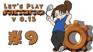 Let's Play: Factorio v15 - Rail World! - Part 9