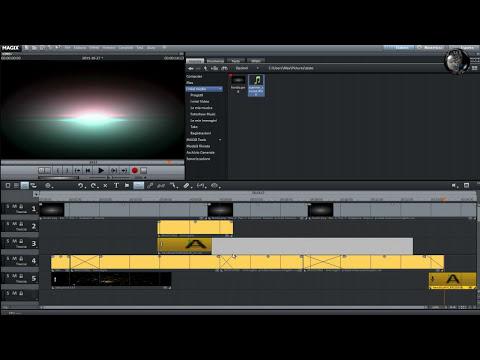 Tutorial - Testo con Effetti - Magix Video Deluxe MX Premium