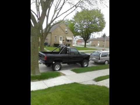 my lifted chevy Video