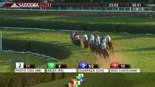 Suffused - 2016 Glens Falls Stakes
