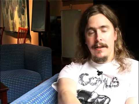 Interview Opeth - Mikael Akerfeldt (part 4)