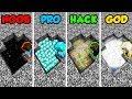 Minecraft NOOB vs. PRO vs. HACKER vs. GOD: VOID DIMENSION in Minecraft! (Animation)