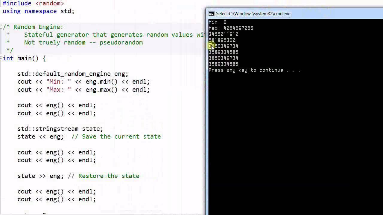 X одним из способов задания элементов массива является заполнение массива случайными числами из некоторого диапазона