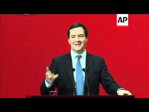 UK chancellor and London mayor aiming to forge new business links with China