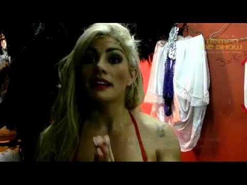 Lilian Ruiz para Tiempo de Show