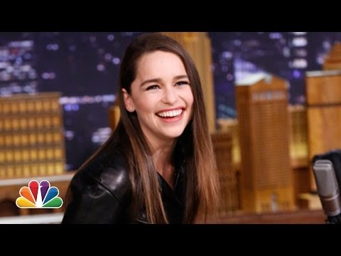 Emilia Clarke Recalls Her Game of Thrones Audition