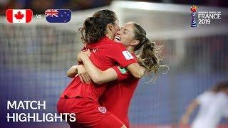 Canada v New Zealand - FIFA Women's World Cup France 2019™