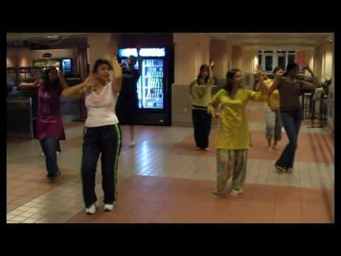 Rhythms of India - Mera Babu Chail Chabila - practice 1