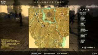 ※How To? ※ Leaving Cyrodil/PvP zone ※ Elder Scrolls Online
