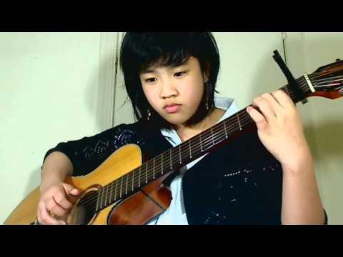 Hoài Cảm (Nostalgia)-Guitar Duet-Virginia Nguyen & Vinh Hiep