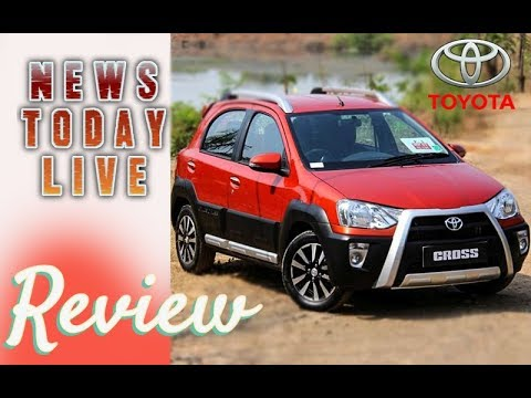 New Toyota Etios Cross Interiors and Exteriors Review India 2014