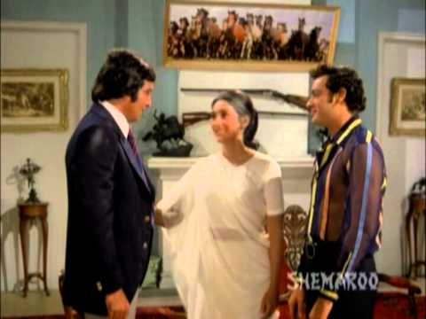 Main Tulsi Tere Aangan Ki - Part 7 Of 15 - Vinod Khanna - Nutan - Superhit Bollywood Movies video