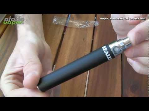 Review eGo-T 1100mah (English)