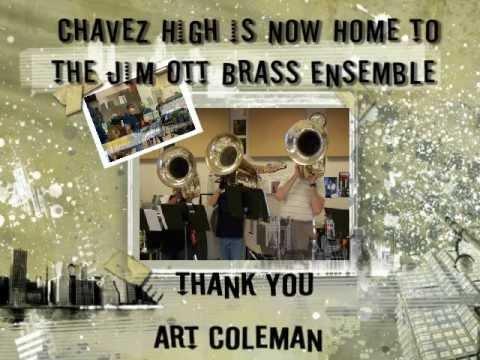 Jim Ott Brass Ensemble Stockton Cal.