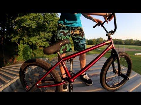 Adam Lz Bike Check! (NEW Oct. 2010) - YouTube
