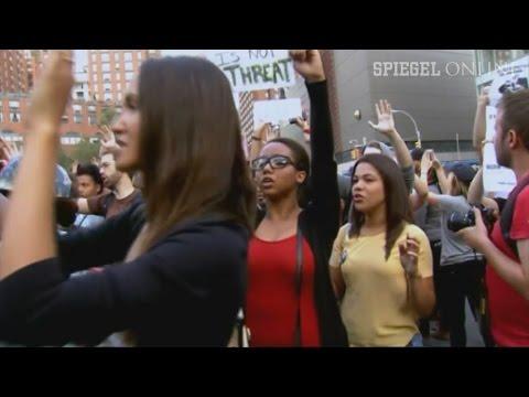 Polizei-Schüsse auf Michael Brown: Landesweite Proteste und ein hilfloser Appell
