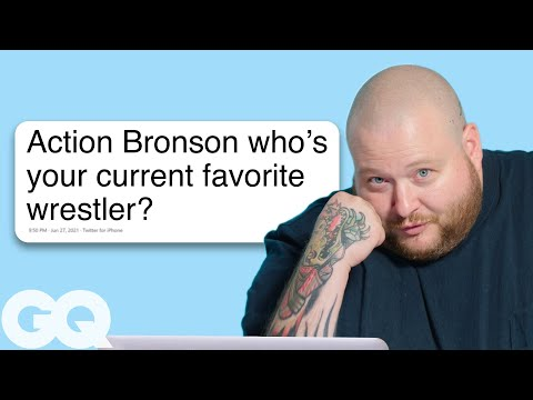 Action Bronson Goes Undercover on Reddit, Twitter and YouTube | GQ