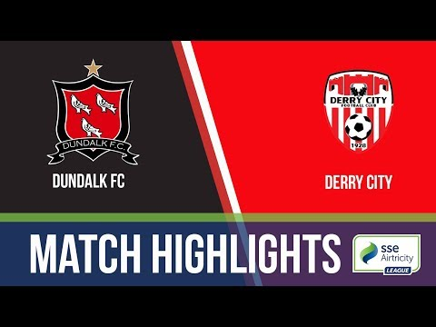 GW33: Dundalk 1-0 Derry City