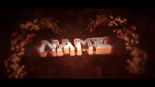 FREE RED 3D SYNC After Effects & Cinema 4D Intro Template #621 + Tutorial