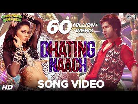 Dhating Naach Song Feat. Shahid Kapoor & Nargis Fakhri  - Phata Poster Nikla Hero video