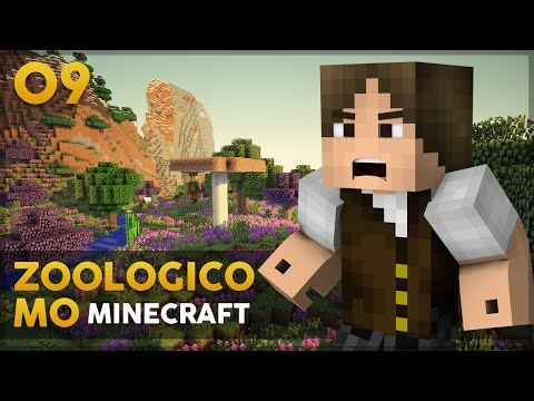 Minecraft Zoológico MO #9: Os Guaxinins rebeldes!