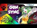 [1 Hour] ♪ ECHO ♪ ~ Overwatch Gun Sync ~ The Living Tombstone Remix ~【Gumi English VOCALOID】 mp3