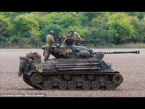 Tamiya M4a3e8 Sherman 1:35 Sherman Fury M4a3e8