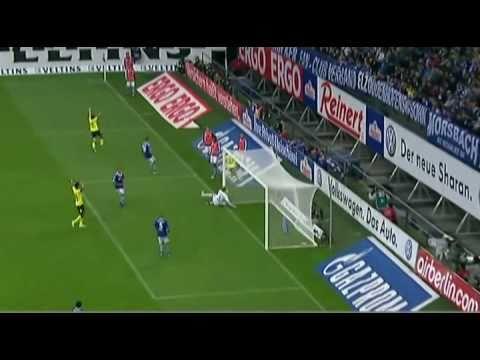 Shinji Kagawa Skills and Goals Borussia Dortmund 2010/11
