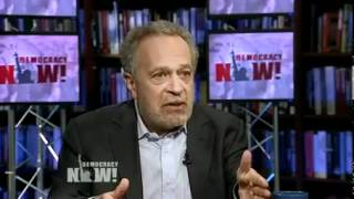 """""""Make A Ruckus"""" Robert Reich Hails Occupy For Exposing Concentration of Wealth and Power"""