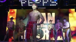 Igorot Hotties of Panagbenga 2017 Perform in the Trade Launch